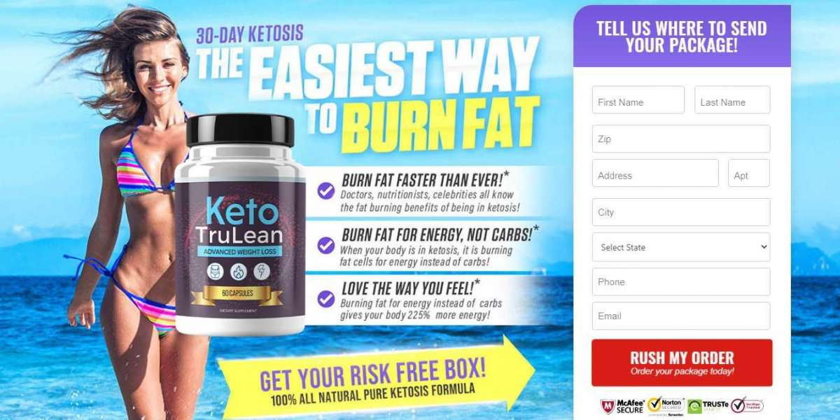 Keto TruLean Reviews (Updated) – Is it Scam? Does it Work?