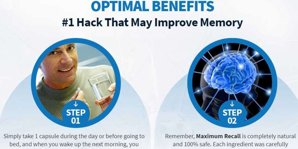 Maximum Recall Review: Benefits, Uses, Work, Results & Price