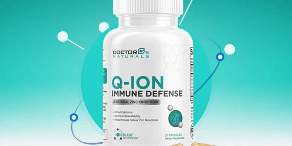 (Q-ION Immune Defense) Doctor G's Q-ION Immune Defense - Does It Works Or Scam?