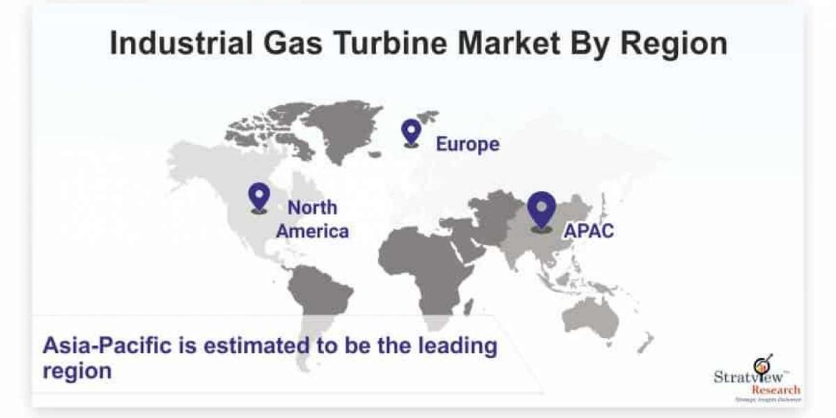 Industrial Gas Turbine Market Expected to Rise at A High CAGR, Driving Robust Sales and Revenue till 2026