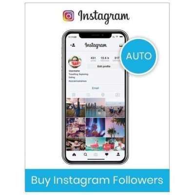 Buy Instagram Followers Profile Picture