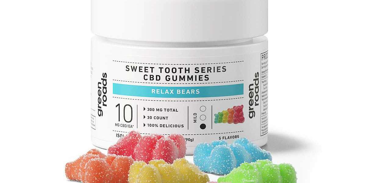 Relax Bears CBD Gummies |Reviews, Ingredients, And Working Process|