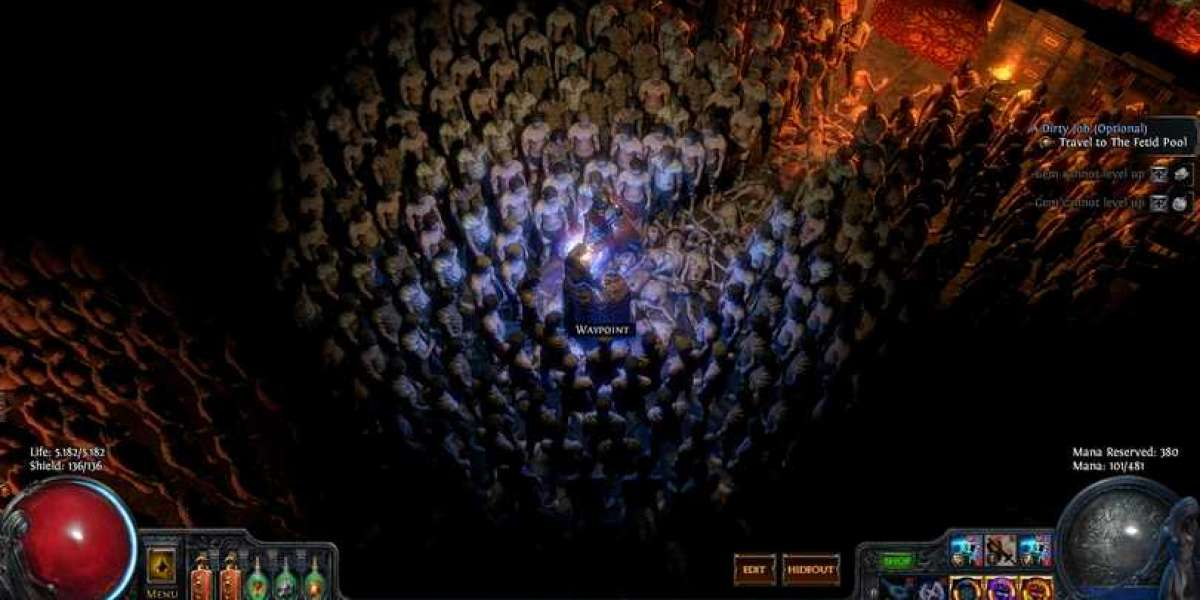 New extension makes Path Of Exile more difficult