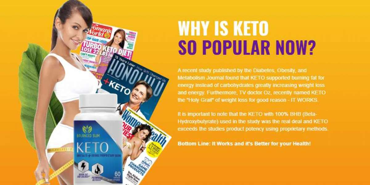 Balanced Slim Keto | Slim is healthy | Supplement Review, Benefits and Price!