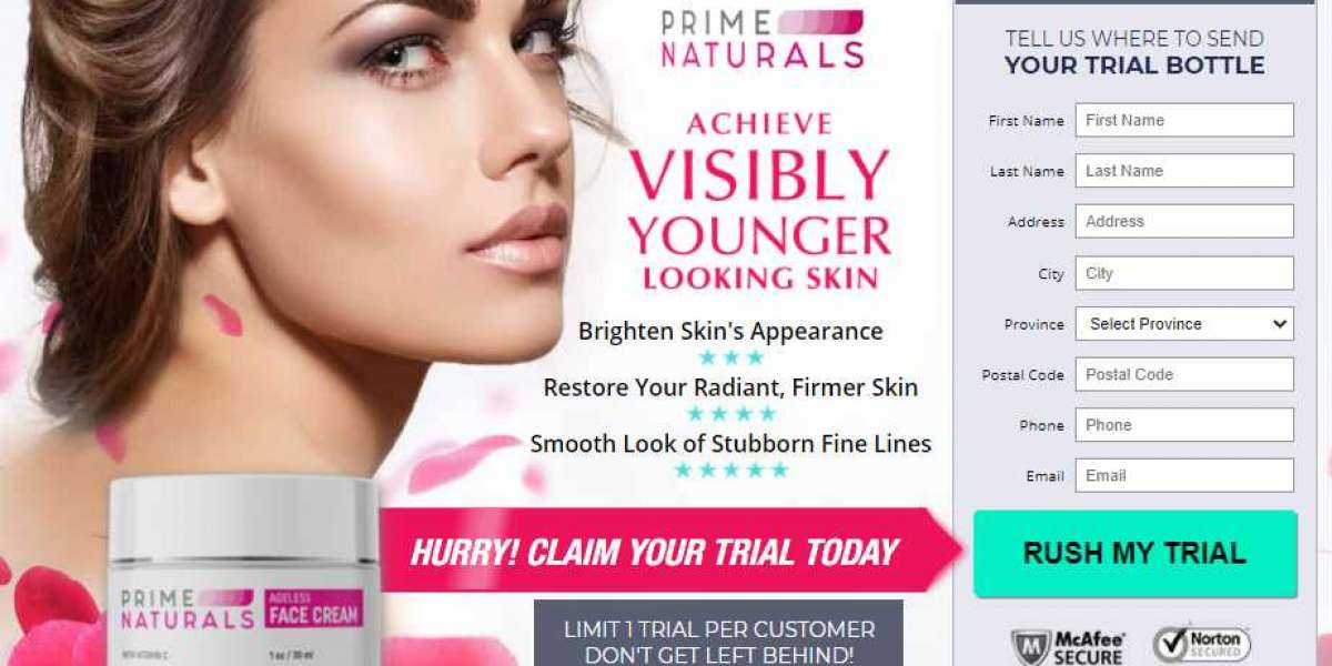 Prime Naturals Ageless Face Cream Canada, Benefits, Uses, Work & Buy?