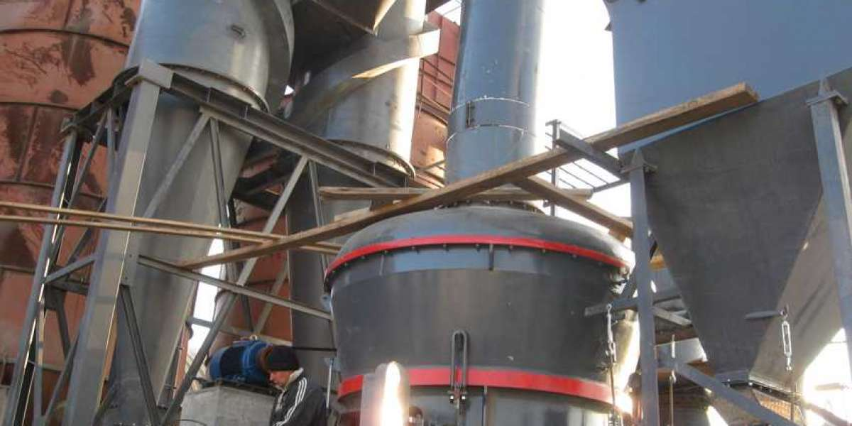 Barite Grinding Mill Production Efficiency