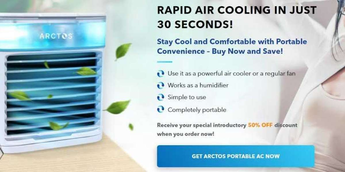 How To Use This Arctos Portable AC?