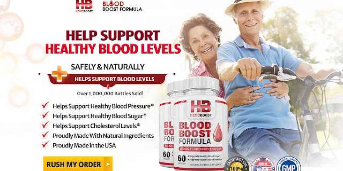 Hemo Boost Blood Boost Formula, Where to BUY?