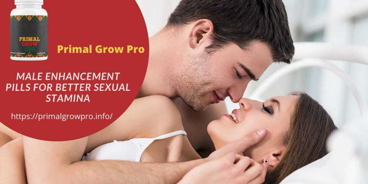 Primal Grow Pro Male Enhancement - How to Make Your Penis Larger Today!