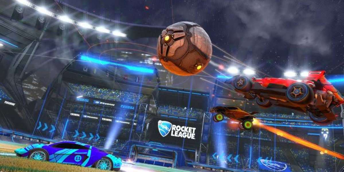 This event is called the Universal Open Rocket League