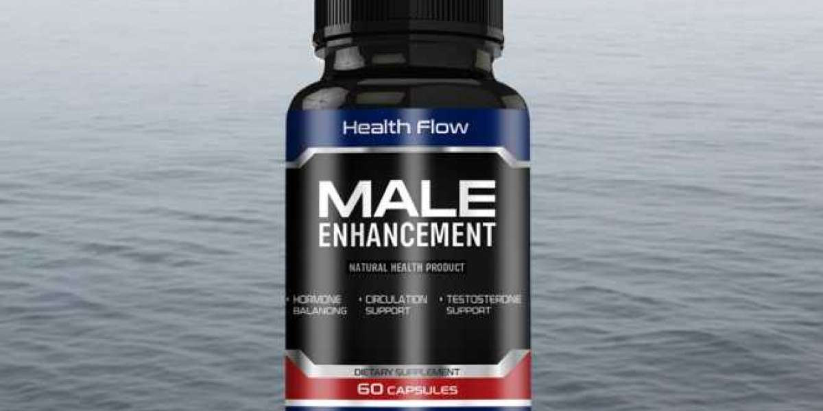 Health Flow Male Enhancement Reviews: How Does it Work?