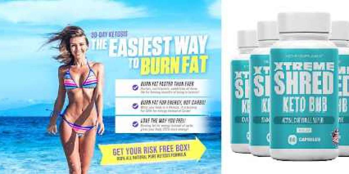 Xtreme Shred Keto Review:Read Side-Effects & Ingredients !