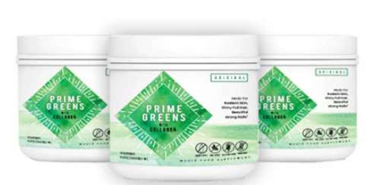 [Review] Prime Greens with Collagen Amazon: UK | Australia | Canada | NZ | USA - (Ingredients Updates)