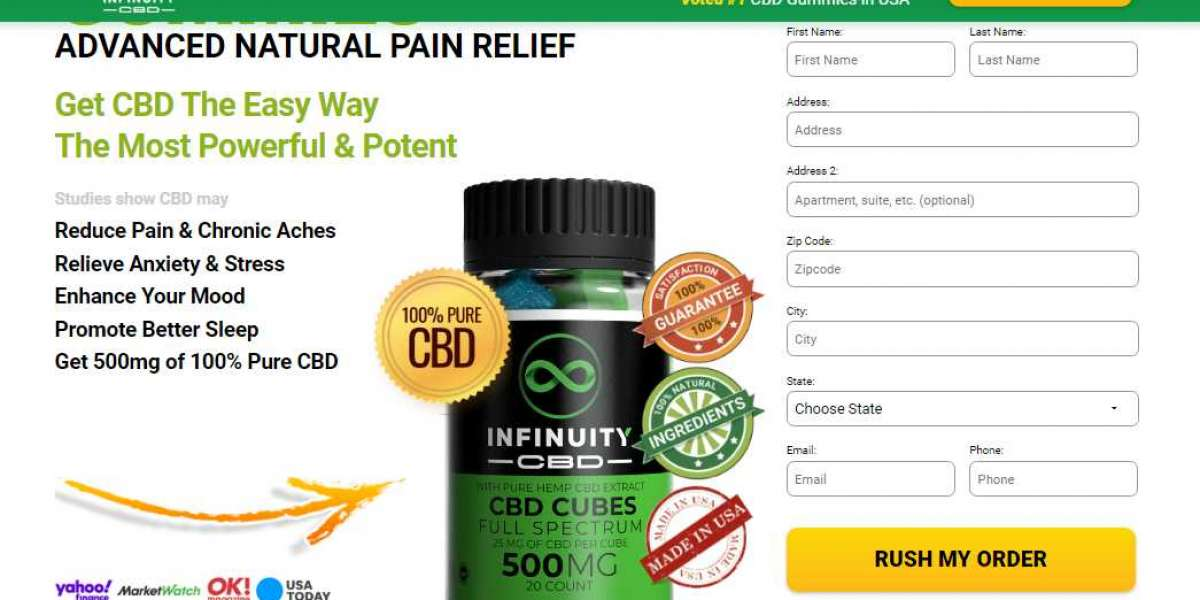 Feel Free with Infinuity CBD Cubes