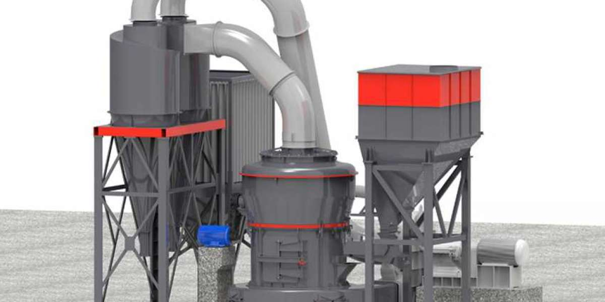 The Daily Maintenance Of Vertical Roller Mill