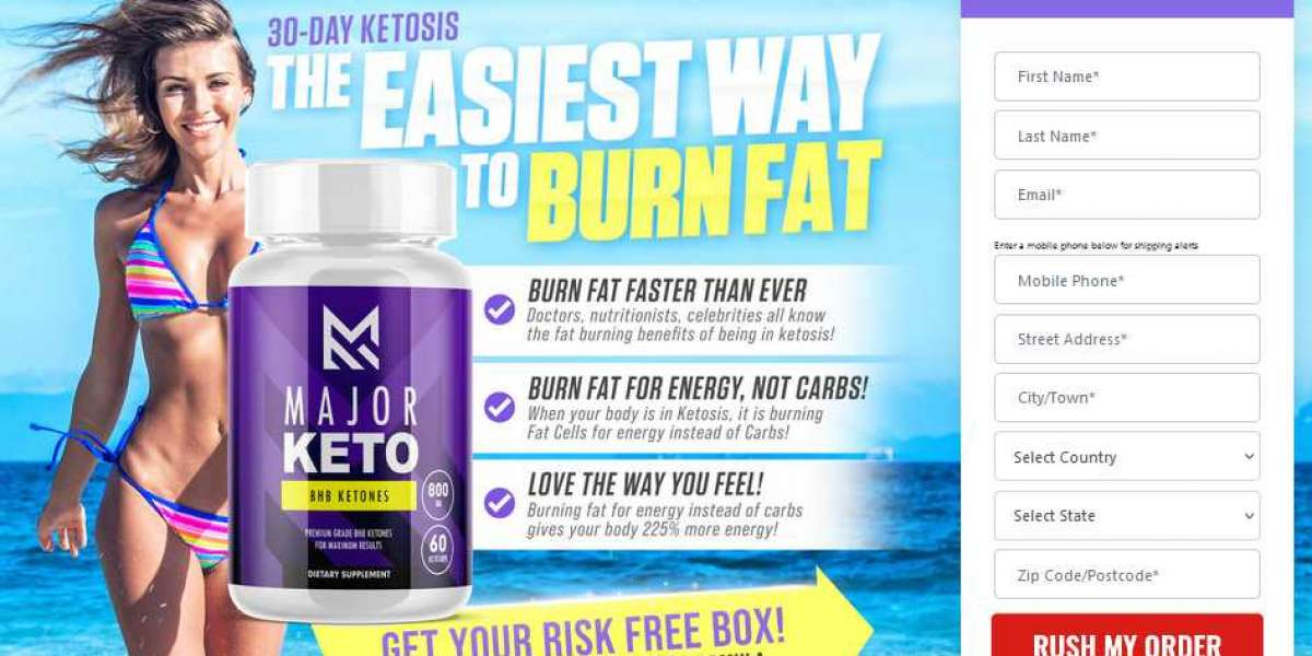 Major Keto : Get Major Fat Burning With The #1 Diet Pills!