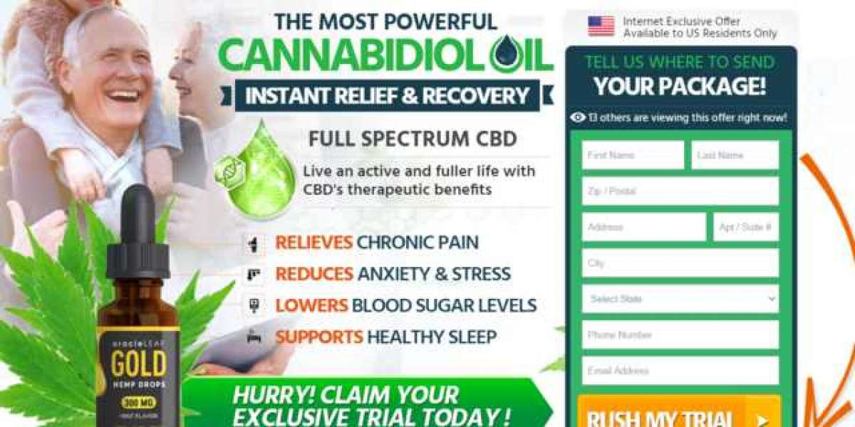 How does Oracle Leaf Gold Hemp Drops functions?