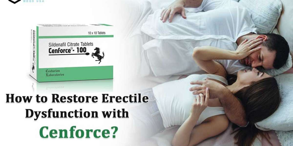 A Good Solution for Longer and Effective Sensual Functioning – Cenforce 100