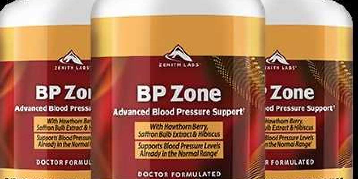 BP Zone Reviews - Is BP Zone Worth Buying? Any Side Effects? Real Reviews!