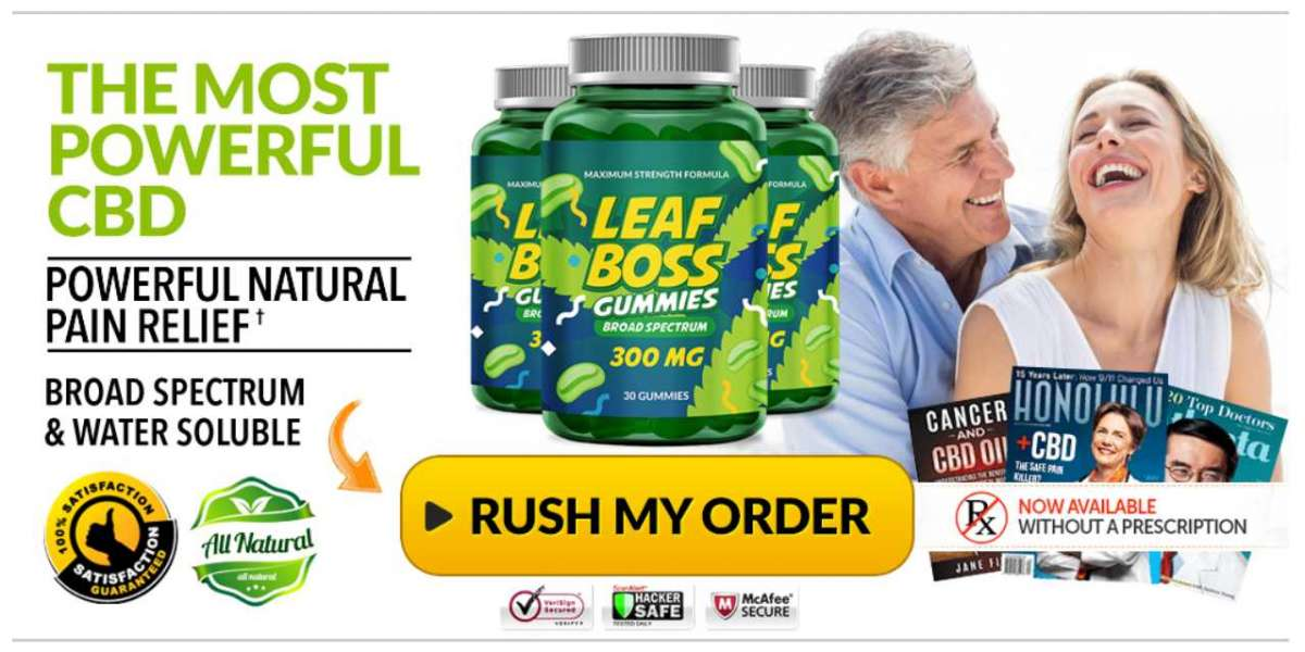 15 Lessons About LEAF BOSS CBD GUMMIES You Need To Learn To Succeed