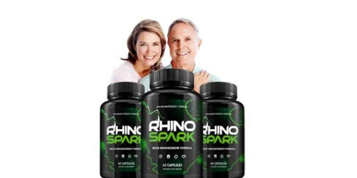 Rhino Spark Male Enhancement -  Is It Worth  A Try? Buy It Today!!