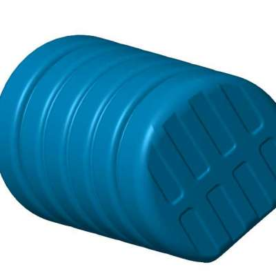 HDPE Floating Cylinder Profile Picture