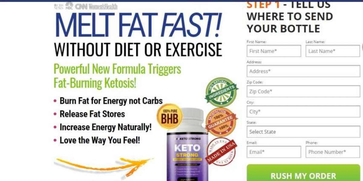 Keto Strong Review, Benefits, Cost & Scam Alert!