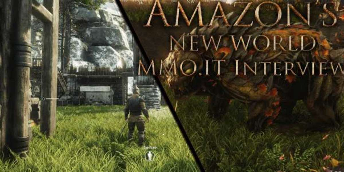 Amazon announces New World global release time, servers and bonuses