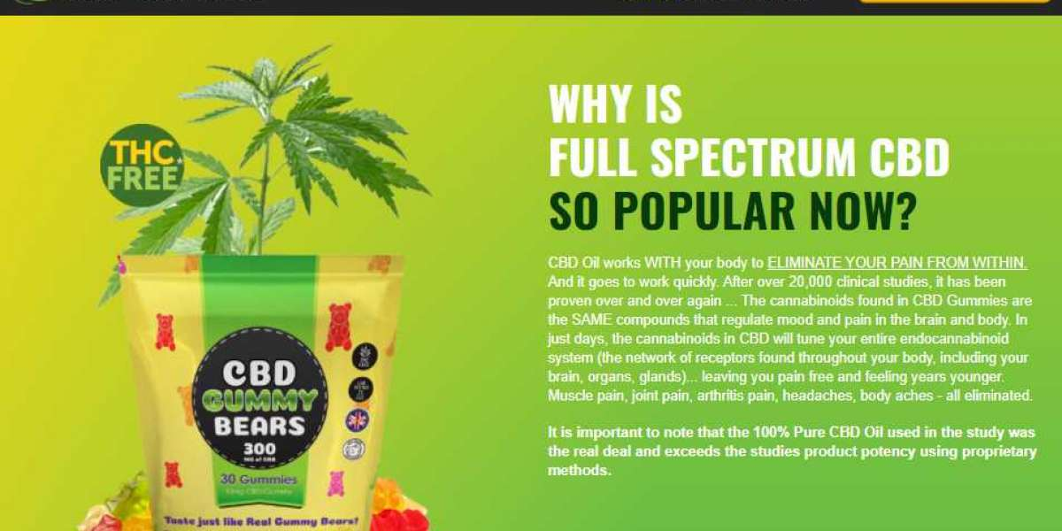 Green CBD Gummies United Kingdomy!!Get Instant Relief From Chronic Stress And Anxiety!!