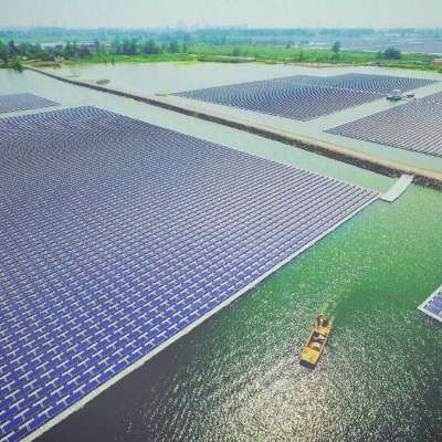 China: Shandong Floating Solar Plant Profile Picture