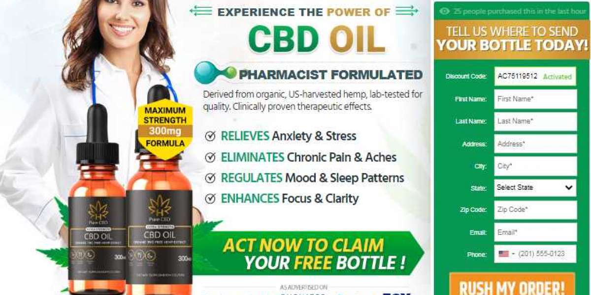 Pure CBD Oil Relieves Anxiety And Stresss