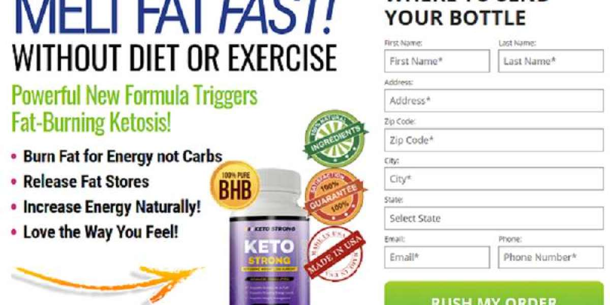 Keto Strong Exposed 2021 [MUST READ] : Does It Really Work?