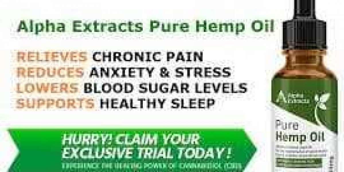 Alpha Extracts Pure Hemp Oil Reviews
