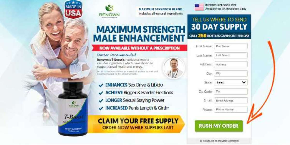 Renown T Boost-reviews-price-buy-capsules-benefits-Achieve Bigger & harder erections