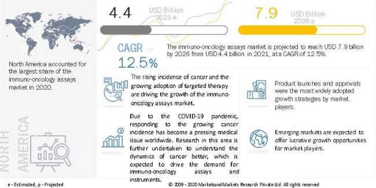 Immuno Oncology Assays Market: Latest Technologies and Business Trends