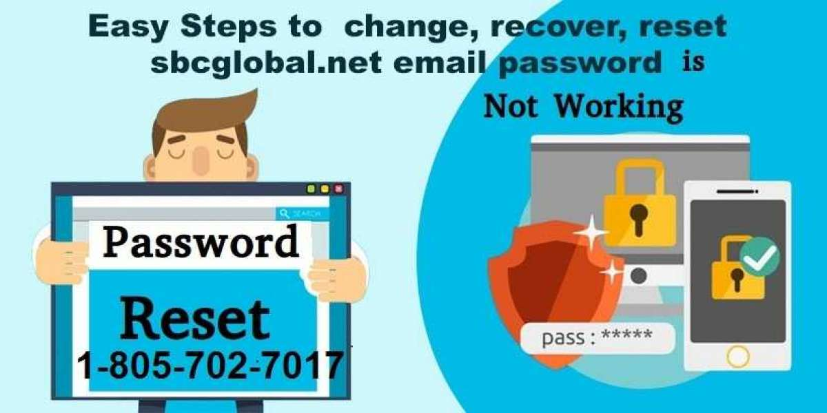 How to reset my password for sbcglobal.net