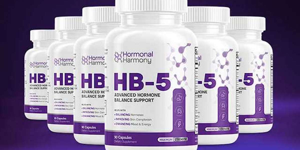 What Are The Advantages of Hormonal Harmony HB-5?