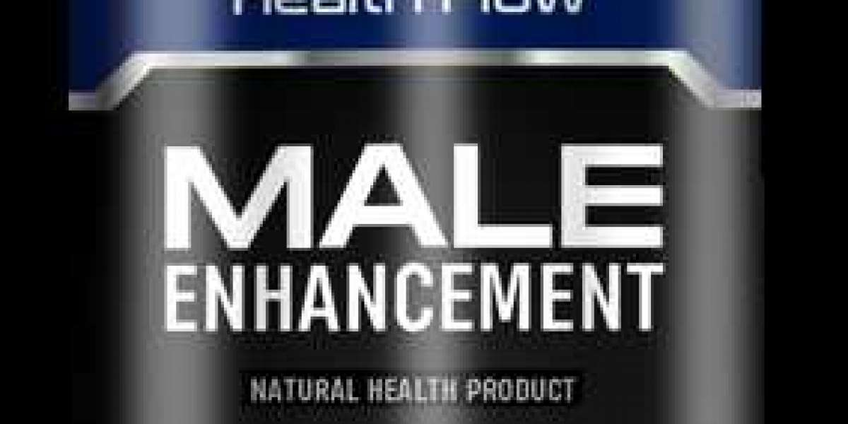 Health Flow Male Enhancement Reviews (SCAM OR LEGIT) – Does Pills Really Work?