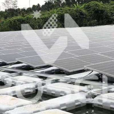 HDPE Plastic Floating Solar Mounting System Profile Picture