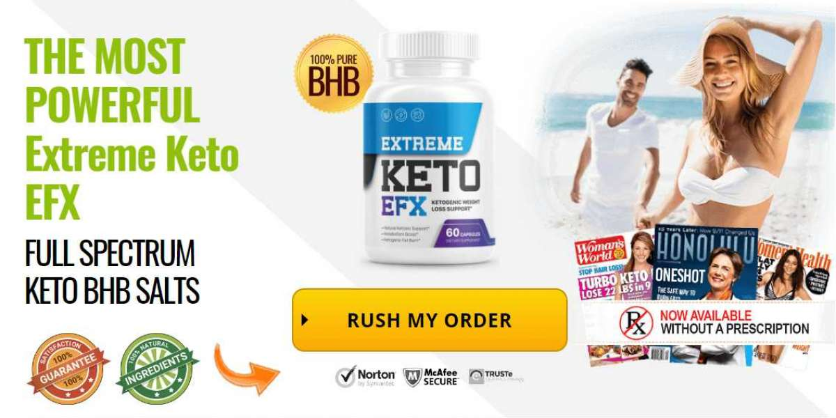 Extreme Keto Efx Reviews UK [NEW] - Experts Research Revealed!