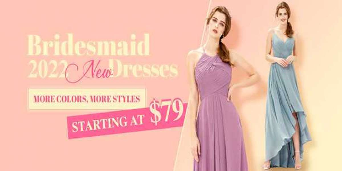 Are you finding the right bridesmaid's dress for wearing at the wedding?