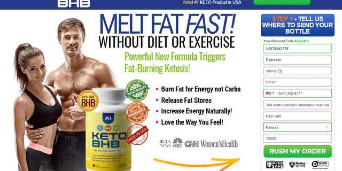 A1 KETO BHB: All-Natural and Effective Pills!