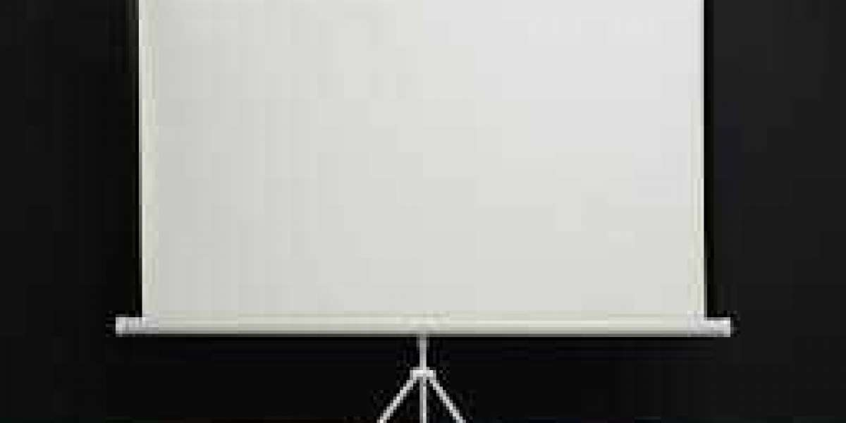 Get The Screen Projector Stand With The Projector Ceiling Mount Bracket And Projector Bracket