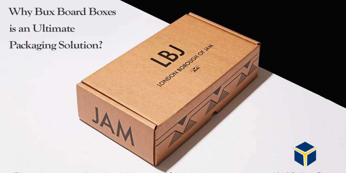 Why Custom Bux Board Boxes is an Ultimate Packaging Solution