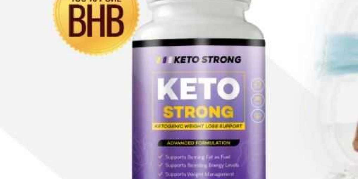 Keto Strong How Does It Work? Does It work Proper? 2021