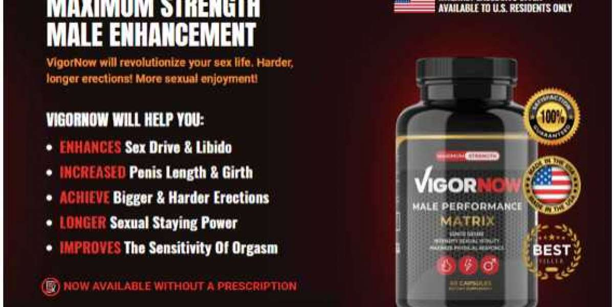 How Does Vigor Now Male Performance Standard Work?