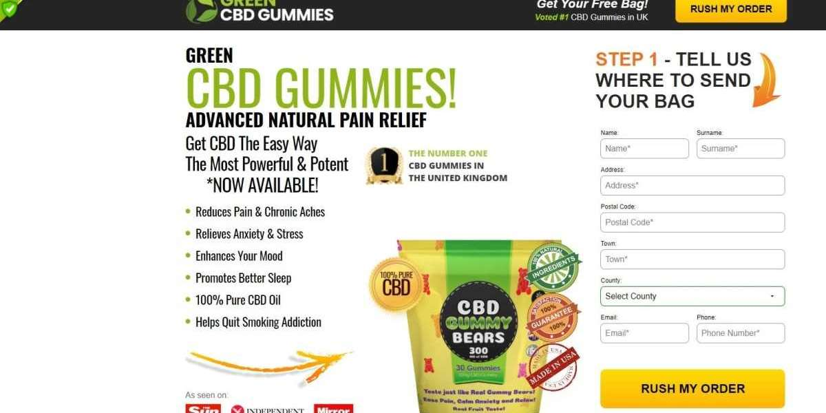 What Are Green CBD Gummies Safe To Use?