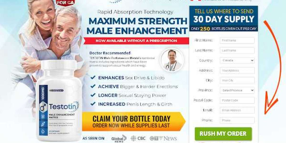 Testotin, Benefits, Uses, Work, Results & Where To Buy?