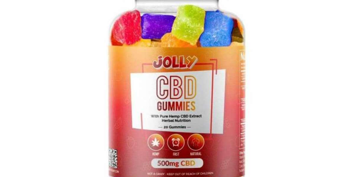 How Does Jolly CBD Gummies Reviews how its Works?