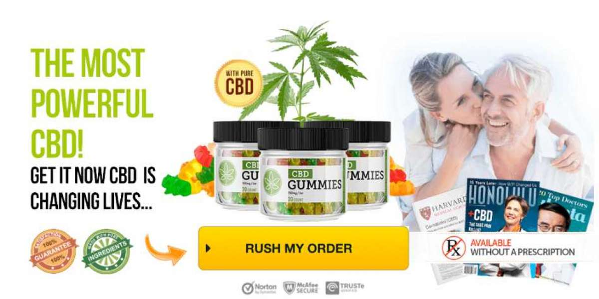Danny Koker CBD GummiesReview: (Shocking Results) Pain Relief, CBD Price, Benefits and Where To Buy?